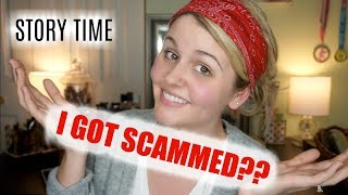 How I got Scammed!!! UGH BUZZ KILL | LuxBrand