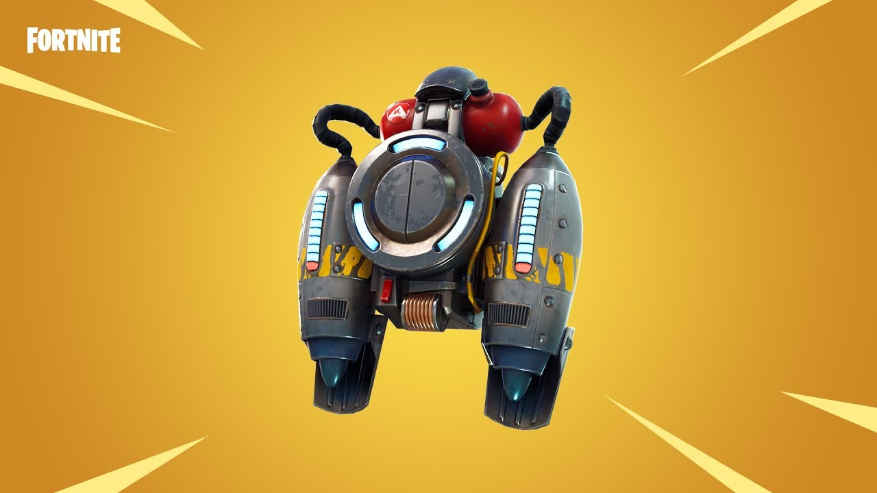 JETPACK | NEW LIMITED TIME ITEM