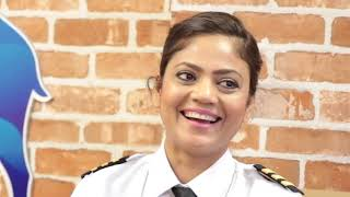 First Pakistani Women Pilots | PIA Female Captain