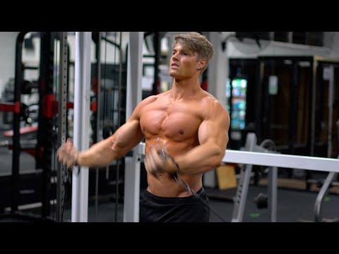 Chest Workout w/ IFBB Pro Carlton Loth
