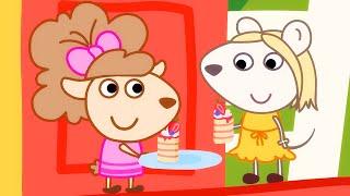 🎀 Истории Долли – Все серии подряд – Сборник 1 | Добрый мультик для малышей