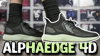 Adidas Alphaedge 4D Review!