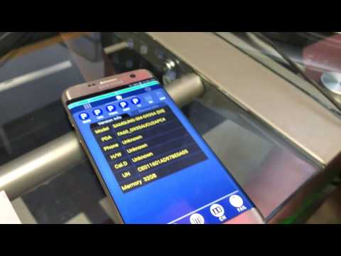 Samsung Galaxy S7 Edge FRP google lock removal using factory