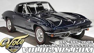 1963 Chevrolet Corvette for sale at Volo Auto Museum (V18950)