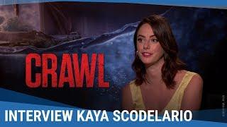 Interview avec Kaya Scodelario VOST