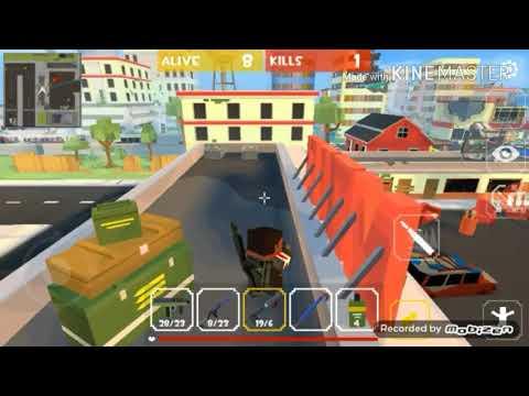 Battle Royale Pixel:War #3