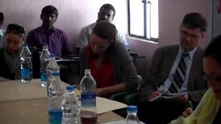 ACTC Hyderabad LSTC J.Sem. Lecture by Dr.T.Matthews Emmanuel, 17.01.2013