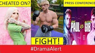 Jeffree Star CHEATED ON!? #DramaAlert Jake Paul vs AnEsonGib PRESS CONFERENCE! Logan Paul VS AB!