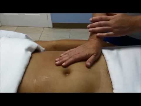 Lymphatic  massages  after lipsuction and tummy tu