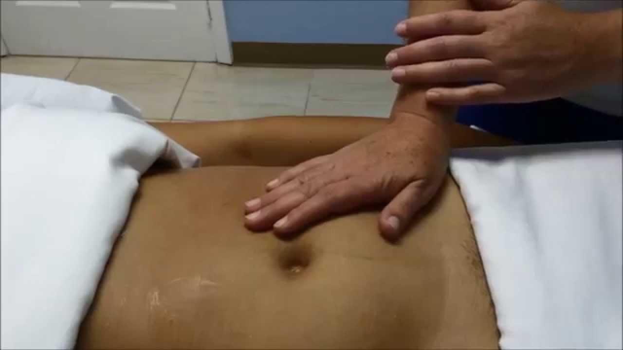Lymphatic Drainage Massage Live Post Liposuction Brazilian Butt