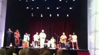 At the Kenndy Concert #Malian Music with SM