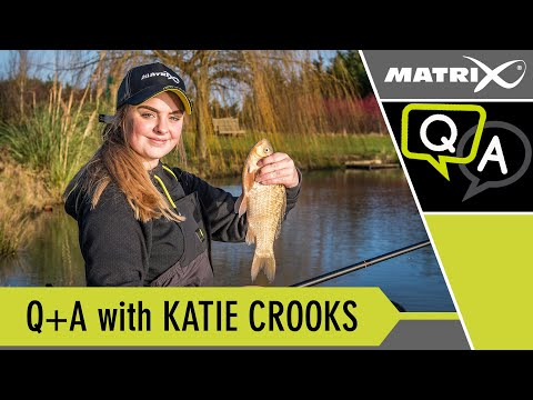 *** Coarse & Match Fishing TV *** Q+A With Katie Crooks