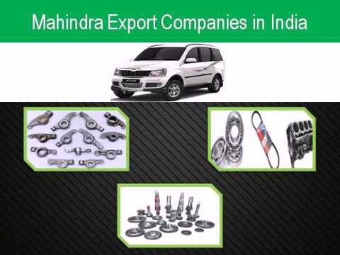 BP Auto Spares India – Mahindra Spare Parts