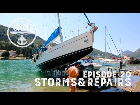 Storms, Patreon meet up and Repairs - EP 20