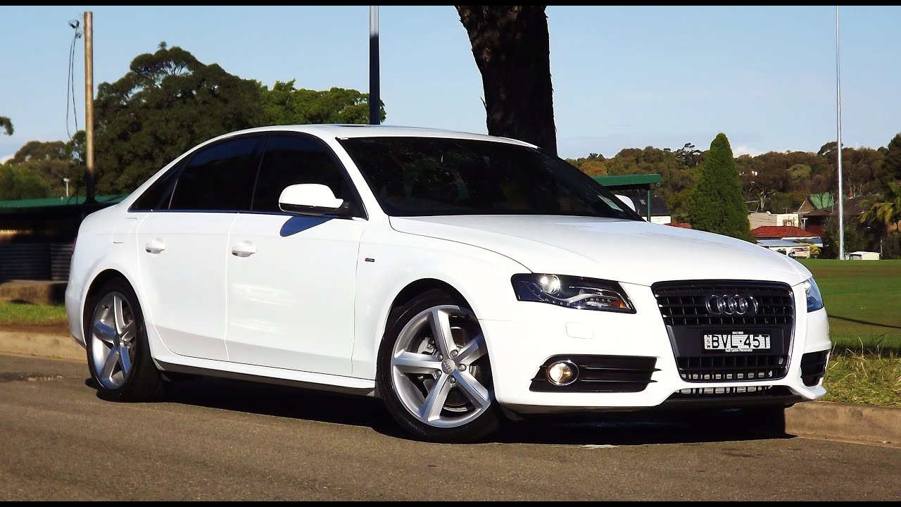 2010 audi a4 2 0t s line auto 27 youtube. Black Bedroom Furniture Sets. Home Design Ideas
