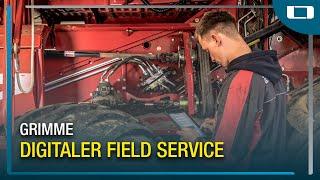 L-mobile service im Einsatz bei Grimme