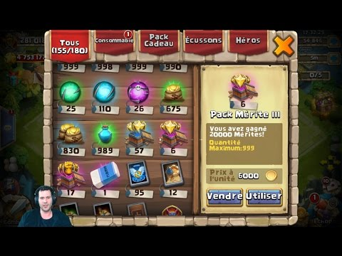281,000 Might Rank 3rd Overall BEAST Account Overview Castle Clash