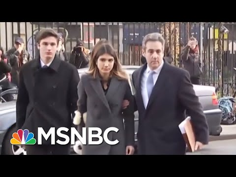 Ex-Trump Personal Lawyer Michael Cohen Sentenced To 3 Years In Prison | MSNBC