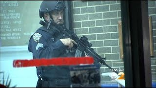 NYPD Boosts Security At 2 Brooklyn Precincts After Threats