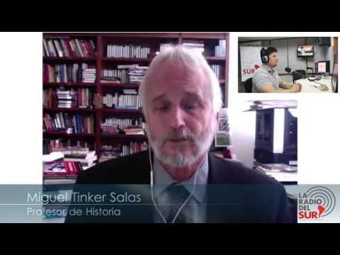 Entrevista a Miguel Tinker Salas acerca de elecciones en EEUU 2016