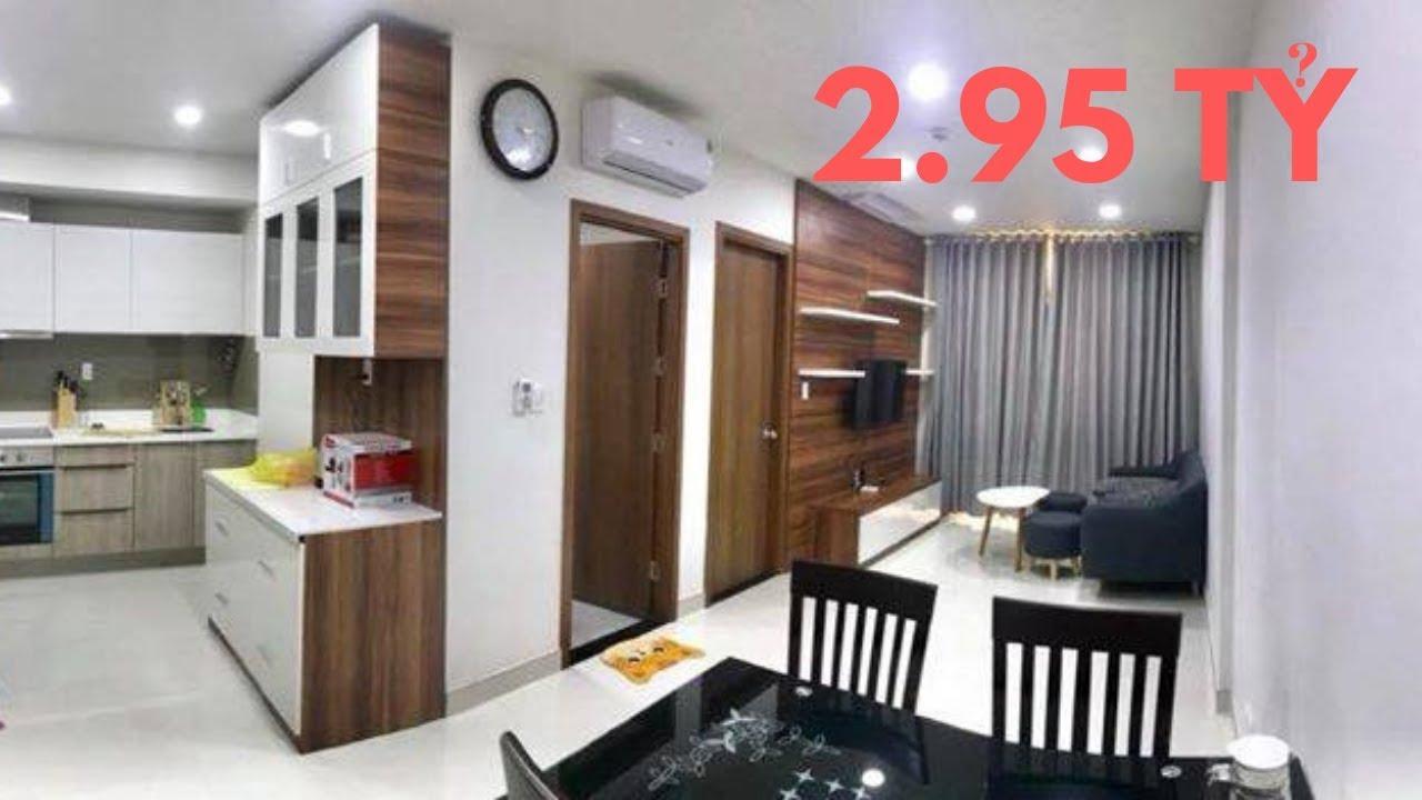 Căn Hộ Grand Riverside 1 Phòng Ngủ, 49 m2, 2.95 Tỷ – Bến Vân Đồn Quận 4