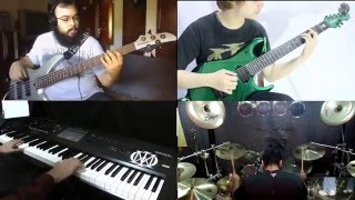 Dream Theater - Dystopian Overture / 2285 Entr'acte (The Astonishing) - SPLIT SCREEN Cover