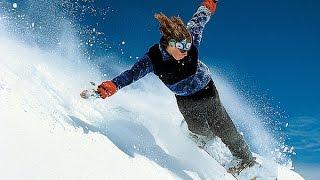 Extreme-Plus. Самый экстремальный спуск на лыжах