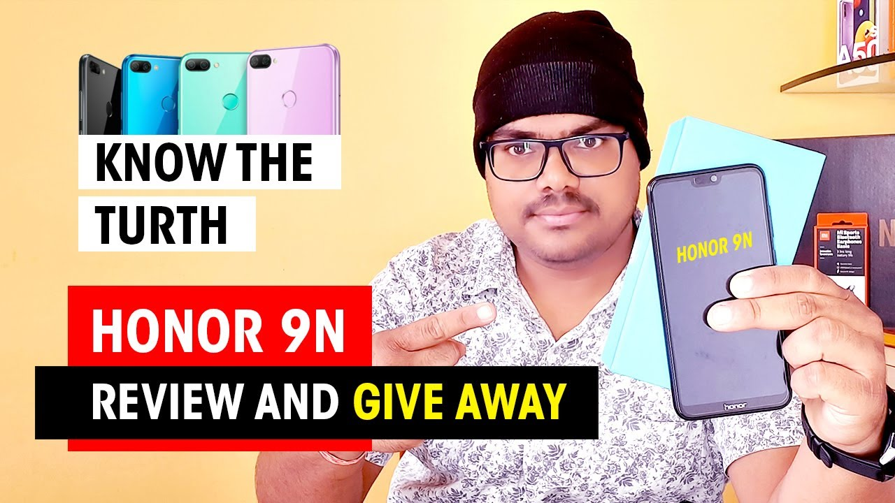 Don't Buy Honor 9N Before Watching This Review Video in Hindi | HashTag India