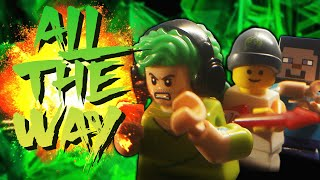 ALL THE WAY - Jacksepticeye Songify Remix by Schmoyoho in LEGO!