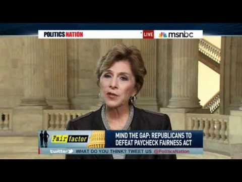 Senate to vote on Paycheck Fairness Act