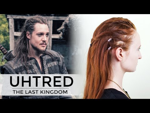 The Last Kingdom Men's Hair Tutorial - Uhtred of Bebbanburg