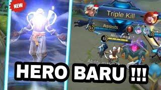 NEW HERO VALE !!! SKILLNYA BISA DI PILIH SENDIRI GILA !!! - Mobile Legend Indonesia