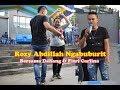 Rozy Abdillah Calon Bintang Pantura Ngabuburit Berbagi Takjil amp Sembako di Banyuwangi