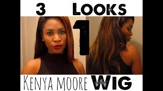 How to LOOK GOOD 3 different ways with 1 RPG SHOW wig! Thumbnail