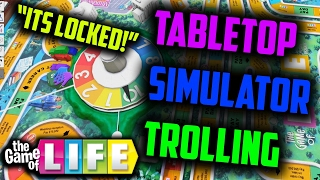 TROLLING FRIENDS IN TABLETOP SIMULATOR!