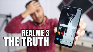 REALME 3 in Detail - It's Not Up to The Mark!