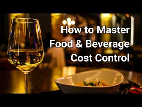 Food And Beverage Cost Control Strategies