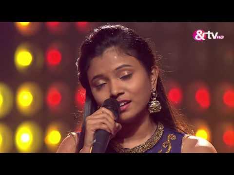 Rasika Borkar - Aan Milo Sajna | The Blind Auditions | The Voice India 2