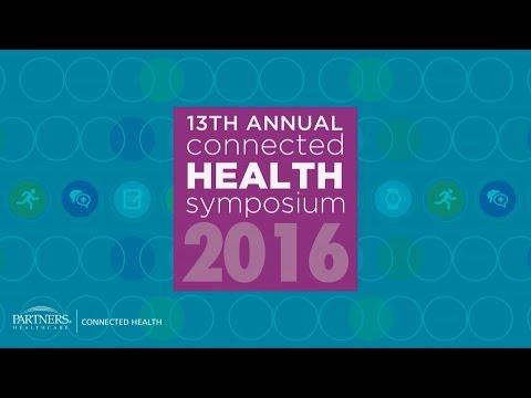 Partners Connected Health Symposium 2016 – Nancy Brown Keynote