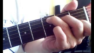 Чиж и К   Вот пуля просвистела Аккорды на гитаре