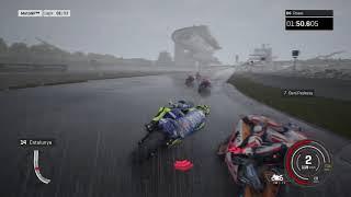 MotoGP 18 Gameplay [PS4 Pro]