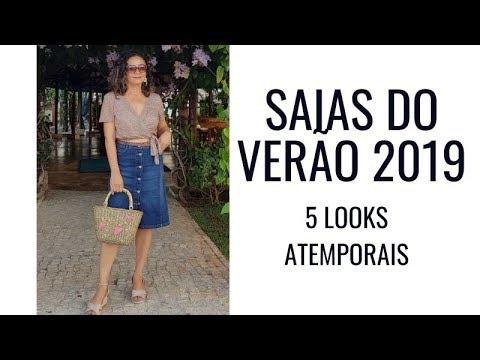53c90722d7d 5 SAIAS TENDÊNCIAS VERÃO 2019 em LOOKS ATEMPORAIS - YouTube