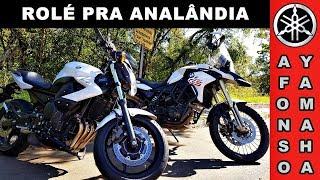 XJ6 # Rolé em Analândia e imagens da cachoeira