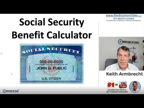 Social Security Calculator - When to Start Taking Social Security
