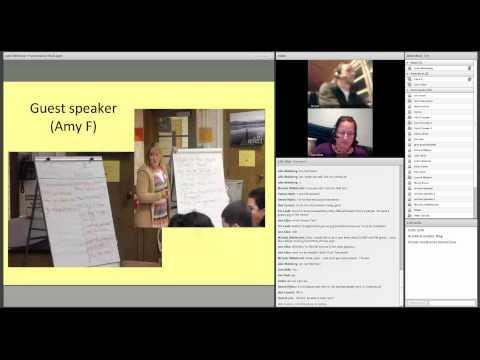 GLOBE Teacher Presentation: (Jen Cline & Christopher Newlan)