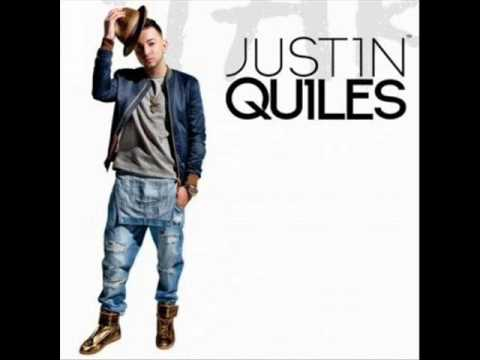 Justin Quiles - Un Rato (Official Audio)