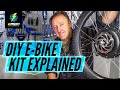 Electric Bike Conversion Kit Options | DIY E Bikes With EMBN