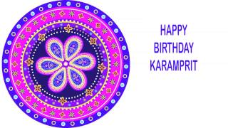 Karamprit   Indian Designs - Happy Birthday