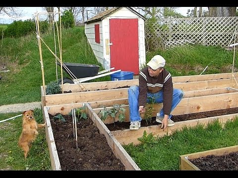 How to plant a Complete Garden from YouTube · Duration:  43 minutes 45 seconds  · 38.000+ views · uploaded on 2-5-2015 · uploaded by Praxxus55712