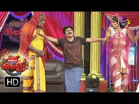 Rocket Raghava Performance | Jabardasth | 24th November 2016 | ETV  Telugu